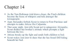 to kill a mockingbird part ii chapters ppt video online  5 chapter