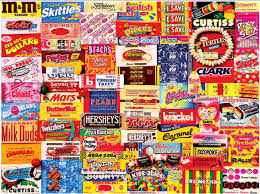candy brands a z. Beautiful Candy Vintage Candy Wrappers Collage Jigsaw Puzzle Inside Brands A Z
