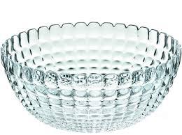 "<b>Салатница</b> ""<b>tiffany xl</b>"" (Guzzini) прозрачный стекло 13 см. 48810 ..."