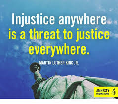 injustice anywhere is a threat to justice everywhere essay e  injustice anywhere is a threat to justice everywhere martin