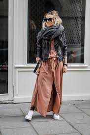 Gorgeous maxi skirts outfits ideas Pencil Skirt If Youre Wondering How To Wear Shirt Dress Look No Further Than Just The Design 25 Simple Ways To Wear Shirt Dress Outfits Ideas Just The Design