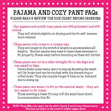 Alton Gray Size Chart Christmas Truck Pajamas Long Sleeve