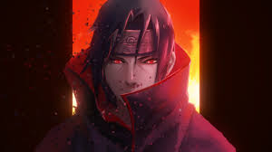 U c h i h a. Naruto Itachi Uchiha Wallpaper Youtube
