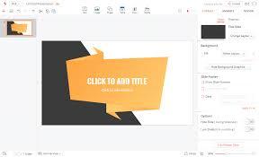 Online Presentation Apps For Work Google Slides Vs Zoho