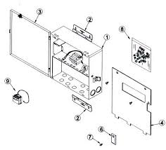 jandy pool power center standard enclosures replacement part schematic pool power center standard enclosures schematic