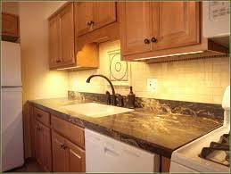 Led Strip Lights In Kitchen Led Strip Light Under Kitchen Cabinet Home Design Ideas