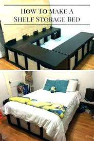 lowes bed risers