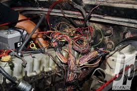 1988 jeep wrangler wiring harness install feelin burned jp the first step in installing painless performance s yj replacement harness pn 10111 899 99