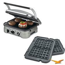 cuisinart gr 4n 5 in 1 grill griddler