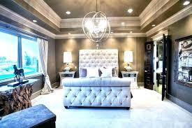 master bedroom lighting ideas tray ceiling