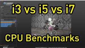 Intel Core I3 Vs I5 Vs I7 Cpu Encoding Benchmarks