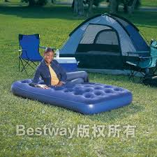 <b>Bestway Надувной матрас</b> Flocked Air Bed, 185х76х22см, арт ...