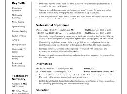 Awesome Sports Writer Resume Examples Gallery Example Resume