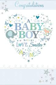 Congratulations For A Baby Boy Baby Boy Congratulation Cards Magdalene Project Org