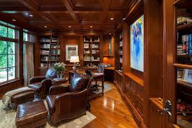 traditional office decor. Latest Traditional Executive Office Design Home Contemporary With Chair And Decor