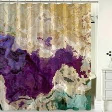 lavender shower curtain abstract shower curtain purple cream and green shower curtain art shower curtain lavender lavender shower curtain