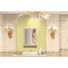 glass mirror mosaic tile sheets gold bathroom shower wall tiles design crystal mirrored frame how to install in