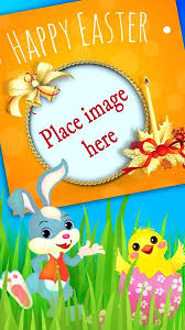 easter picture frames 5x7 profile for facebook bunny frame template easter picture frames