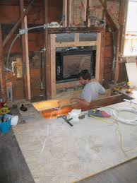 installing a gas fireplace insert elegant interior design diy gas fireplace insert intended for installing a