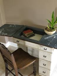 Repurposing Repurposing Old Sewing Machine Cabinets Sewing Table Repurposed