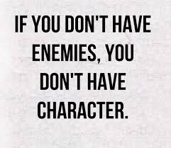 Inspirational Enemies Quotes And Sayings Picture Golfiancom
