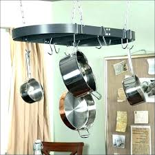 pots hanger pots and pan wall rack wall hanging pot rack kitchen pan hanger appealing pot