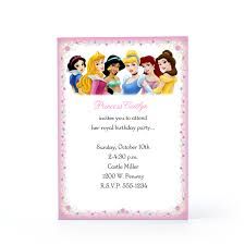 Printable Disney Invitations Cloudinvitation Com