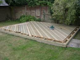 Home Decking Ideas - Sun Deck in Berden