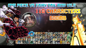 BLEACH VS NARUTO VS ONE PIECE VS FAIRY TAIL ANDROID [110 CHARACTERS] NEW  2020 DOWNLOAD دیدئو dideo