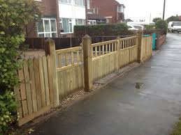 Small Picture Fencing decking Charnwood Landscaping