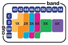 Jms Jeans Size Chart Just My Size Balconette Foam Underwire Bra 1202