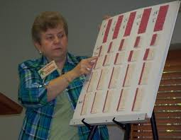 Pine Belt Quilters: How Many Ways Can You Edge Finish a Quilt? & Elvia Edwards presented the September program for Pine Belt Quilters on  Binding Techniques. She had prepared posters of binding widths and how to  determine ... Adamdwight.com