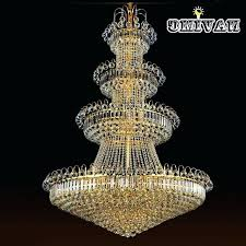 big crystal chandelier regarding most up to date luxury large gold er size big crystal chandelier