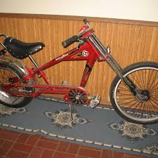 best schwinn stingray orange county chopper bike for sale in