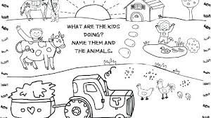 Farm Coloring Pages Crayola Coloring Pages Of Farm Animals Kids