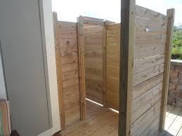 azek outdoor shower enclosures