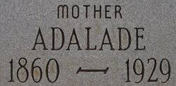 "Adalade Pauline ""Addie"" Weaver Oglesby (1860-1929) - Find A Grave Memorial"