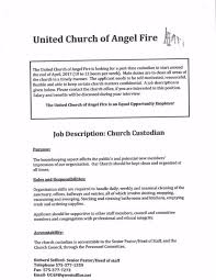 United Church Job 1 Angel Fire New Mexico