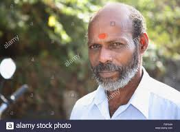 South indian black man