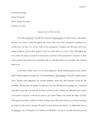 writing a college essay format examples of college essays college  writing