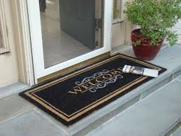 amazing home astounding outdoor door mats in 20in x 36in indoor doormat 100 polypropylene braided