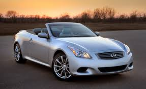 infiniti g37. 2009 infiniti g37 convertible first drive review reviews car and driver