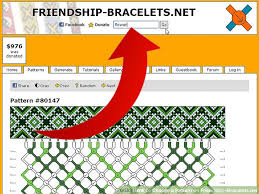 Friendship Bracelet Patterns Stunning How To Choose A Pattern On FriendshipBraceletsnet 48 Steps