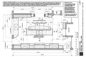 L Plan Lighting Design Electrical Specs Island Details Mechanical Plan Lighting