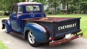 1954 Chevy 5-window pickup custom build. Clear Patina look. 406 ...