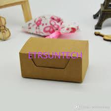 2019 92564cm Kraft Paper Box Business Card Packaging Box Jewelry