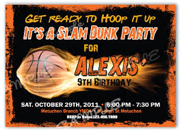 basketball birthday invitations and the party invitation cards invitation card design of your invitation 19 source sxc hu