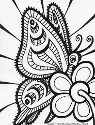 Small Picture Abstract Coloring Pages Free Printable Momjunction Coloring