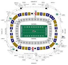 Tcf Bank Stadium Seating Chart Views 45 Punctilious Is Bank Stadium Seating