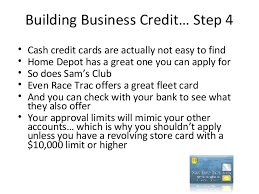 Applying For Business Credit How To Get A 10 000 Business Credit Card With No Personal Guarantee
